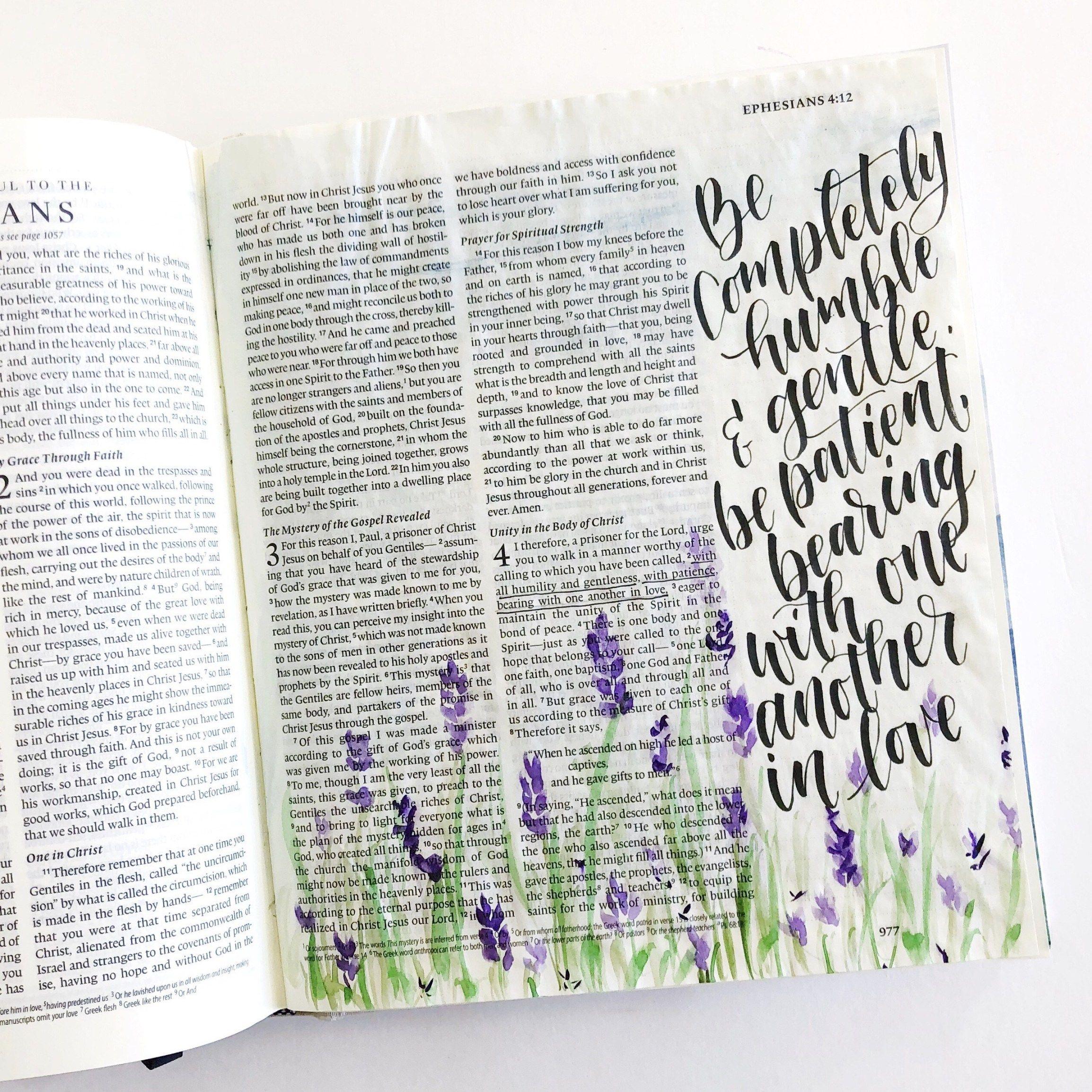 Pin On Bible Journaling Mountains Inspiration