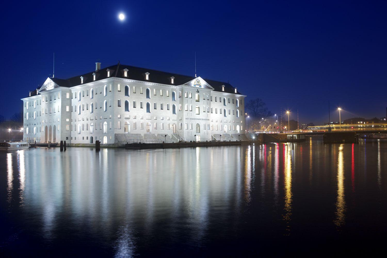 Scheepvaart Museum Amsterdam - Dok architecten