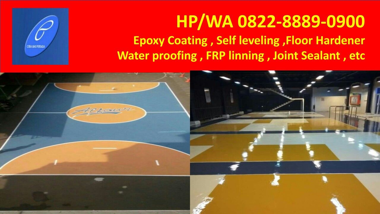 Jasa epoxy lantai murah, Jasa epoxy lantai floor hardener, video