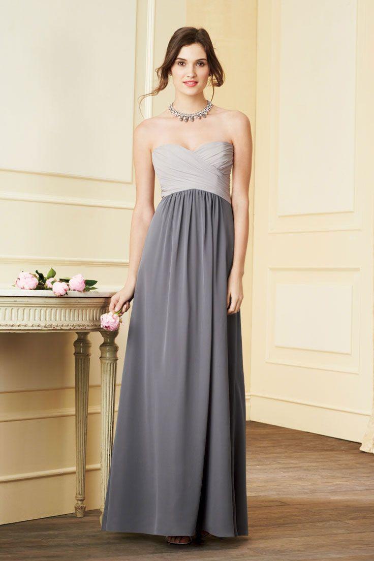 Grey bridesmaid dress light grey dark grey beautiful grey bridesmaid dress light grey dark grey ombrellifo Images
