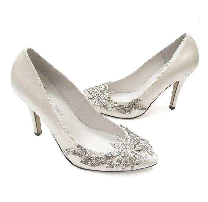 Dawn Ivory Wedding Shoes Bridal Shoes Bridal Heels