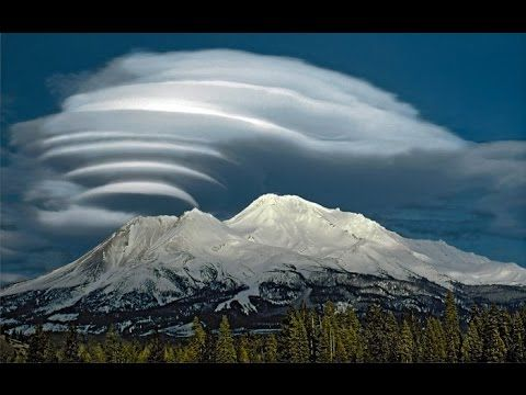 The truth about Mount Shasta demon spirits ufos from hell