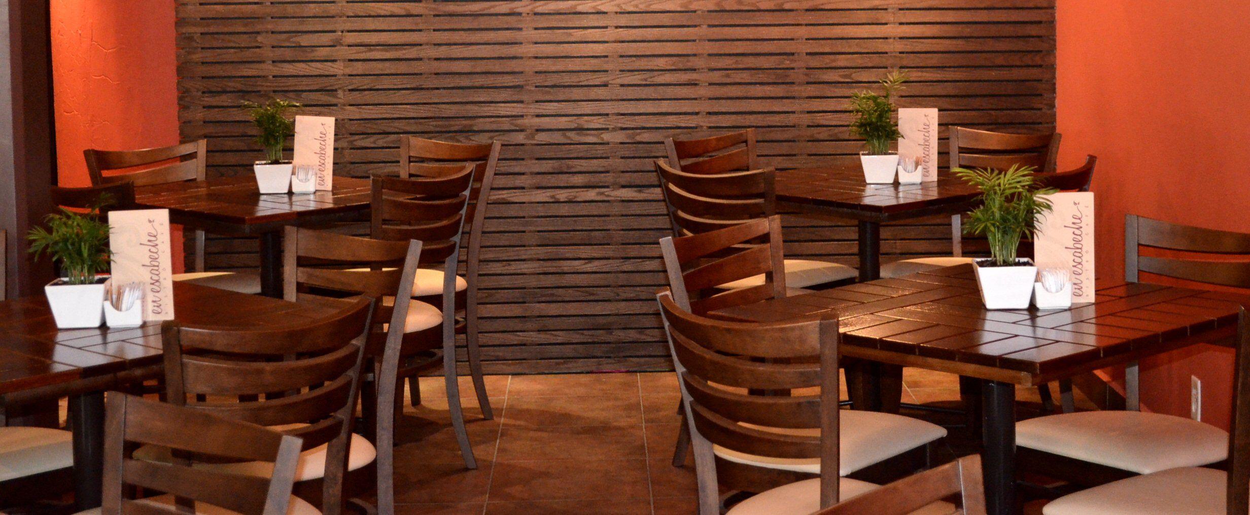 Mesas para restaurante, sillas y escritorios para oficina ...