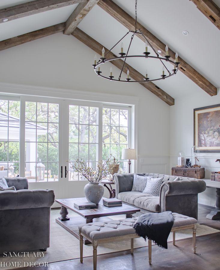 37++ Farmhouse style living room lamps ideas