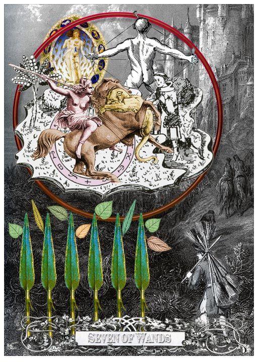 Tarot | Arthur Taussig