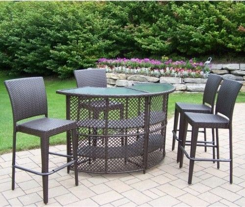 Outdoor Bar Ideas Patio Sets Bars Furniture