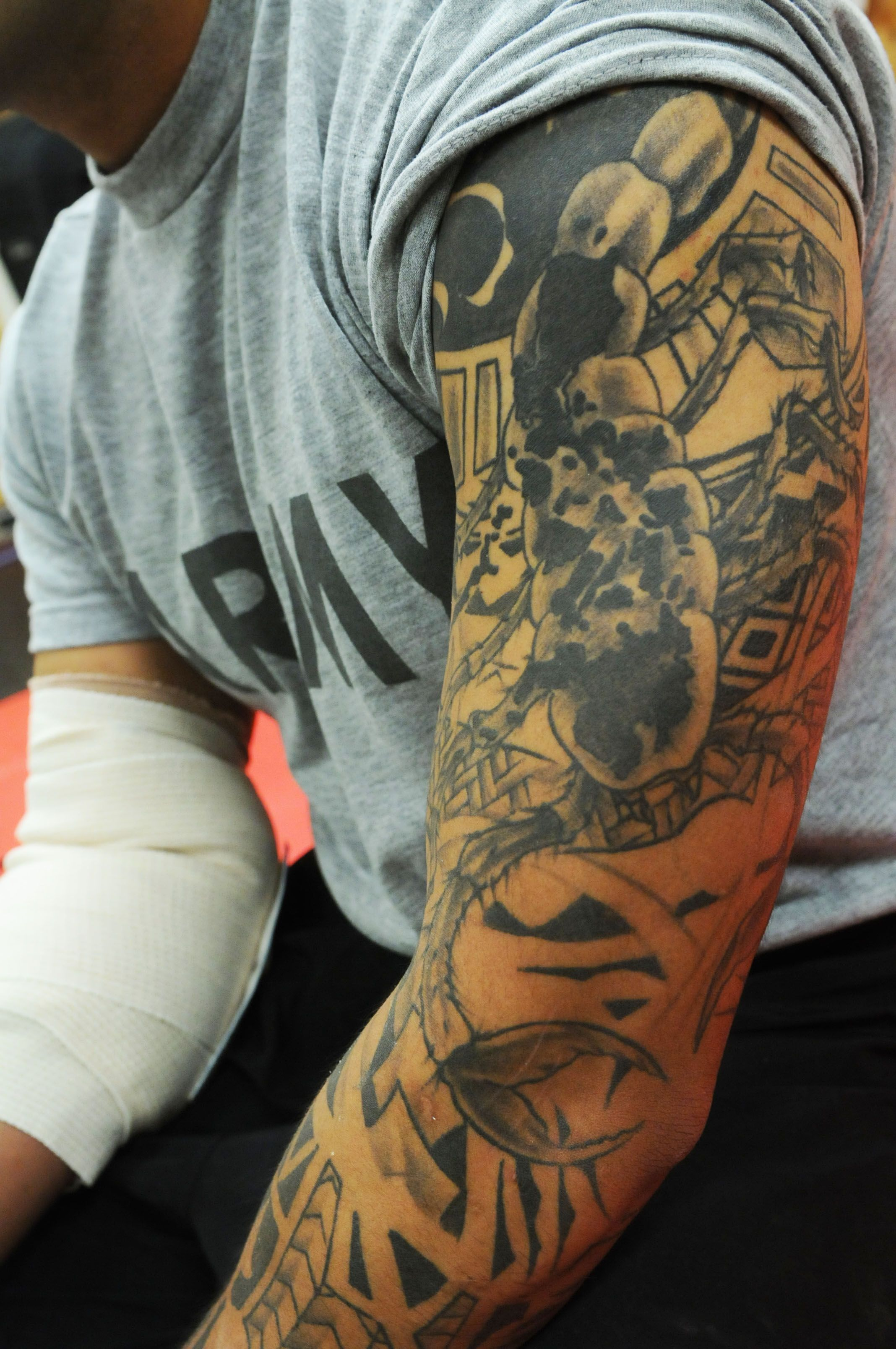 Fi fireman tattoo designs - Pics Photos Military Tattoos And Tattoo Designs Pictures Gallery