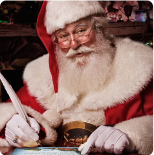 AMAZE your child with a personalized phone call from Santa
