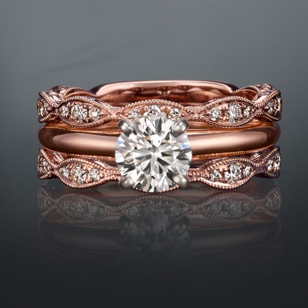 5 Green Wedding Decorations That Will Leave You Speechless: This Rose Gold Wedding Set Is The Perfect Combo, Don't You
