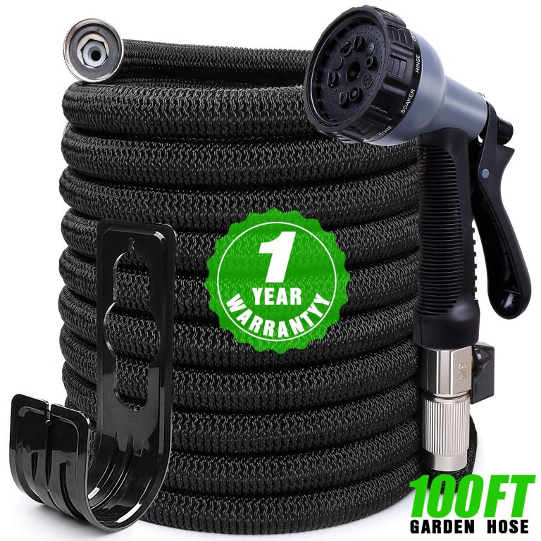 TOP 10 BEST EXPANDABLE GARDEN HOSE IN 2020 REVIEWS (With