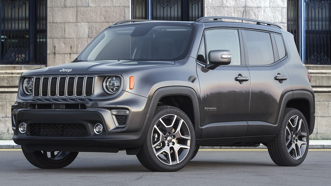 Jeep Renegade Plug In Hybrid Confirmed Jeep Renegade Lifted