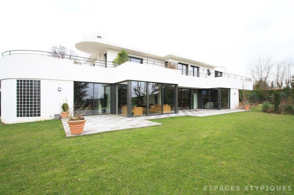 yvelines maison d architecte espaces atypiques yvelines pinterest maison maison. Black Bedroom Furniture Sets. Home Design Ideas