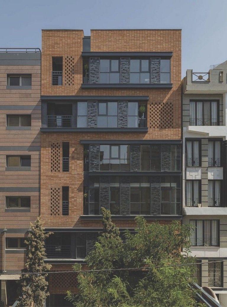 35 Amazing Apartment Building Facade Design Ideas Facade House
