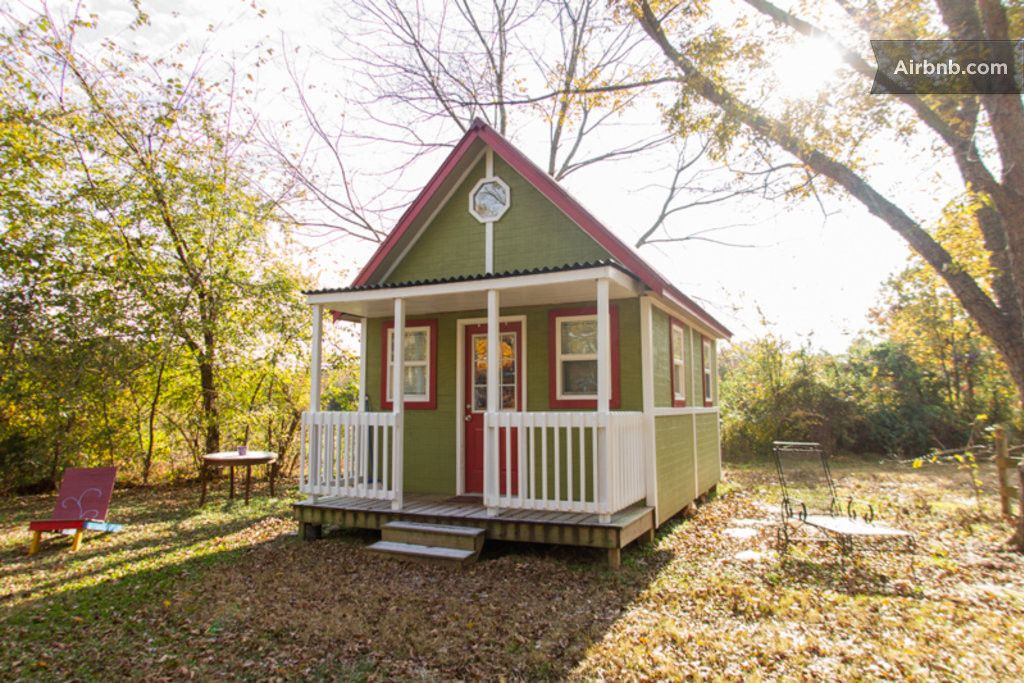 House in Collierville United States Tiny House rental located