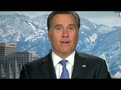Romney: I won't run for President in 2016 - http://thunderbaylive.com/romney-i-wont-run-for-president-in-2016/