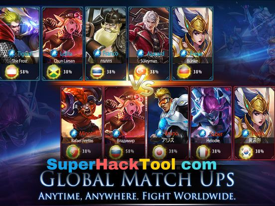 mobile legends hack diamonds, battle points and more