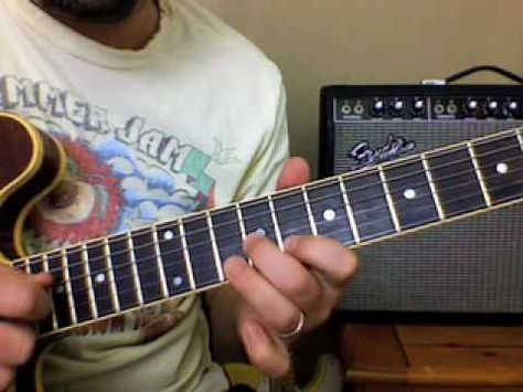 Stairway To Heaven - Guitar Solo Lesson pt 2 - how to play the solo ...
