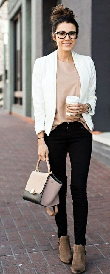 188b1fcb5ae64e 25 Elegant Work Outfits Every Woman Should Own Stylish list