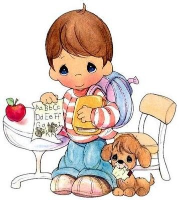 precious moments style art you can always tell by teardrop eyes and rh pinterest com precious moments clipart free precious moments clipart free
