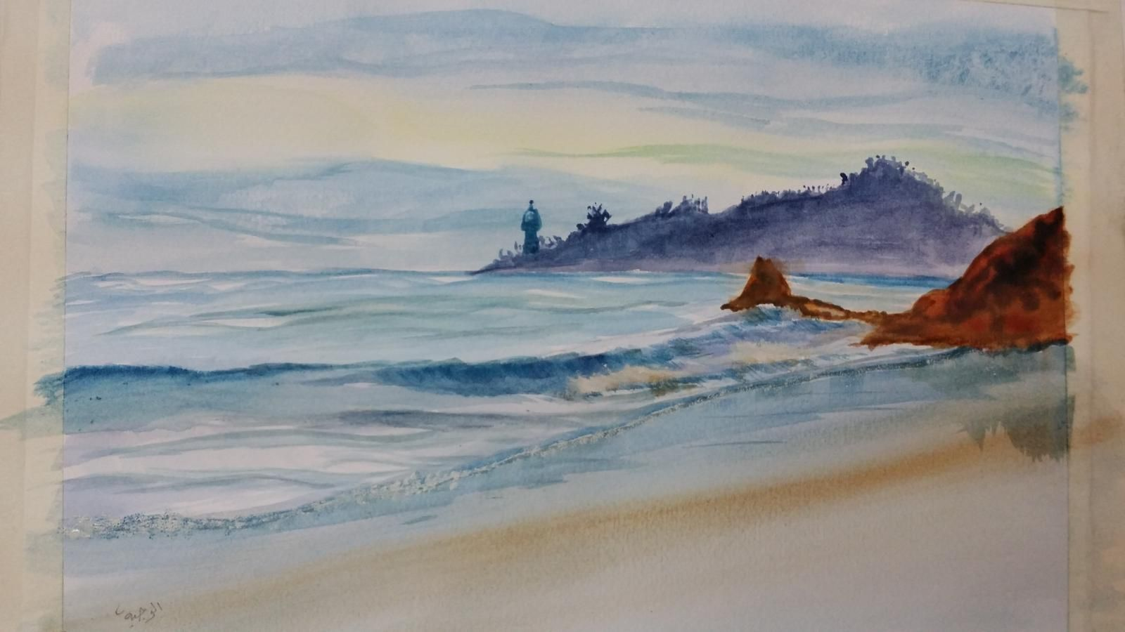 #moodyzone #art #arts #see #water_color #watercolr   moodyzone.com - Member Home Page