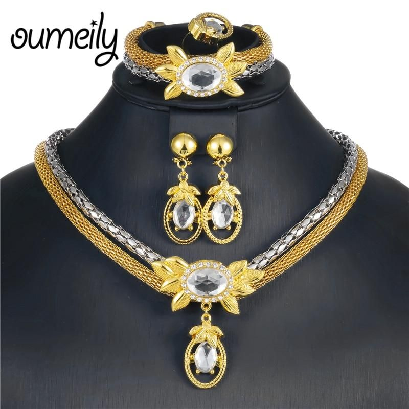 c7d7579057e Egyptian Costume Jewelry Ethiopian Wedding Jewelry Sets Silver Gold ...