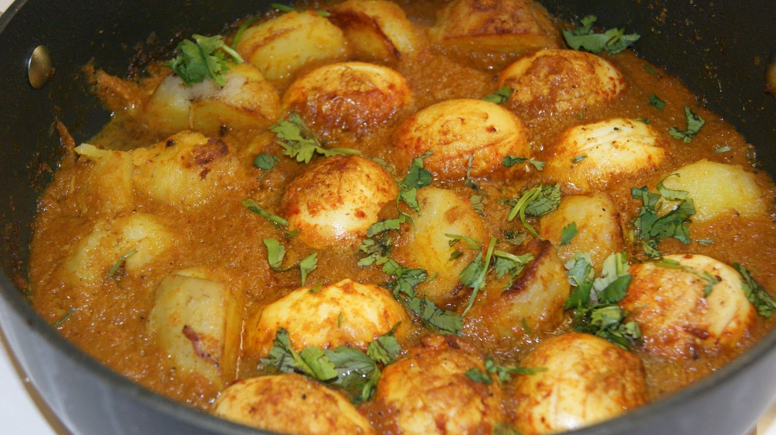 SimpleJoys: Egg Curry