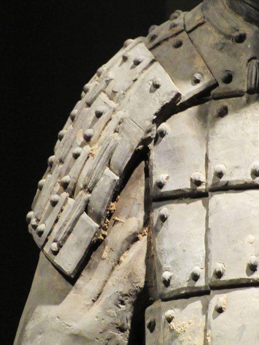 terracotta warriors armor - Google Search