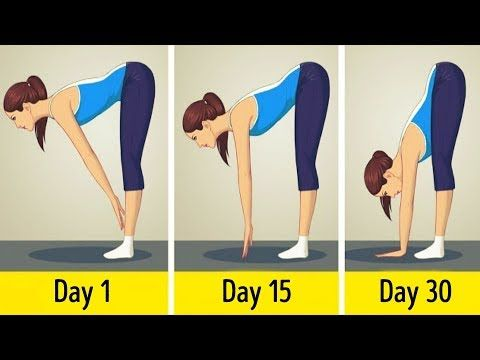20 simple yoga poses to increase your flexibility