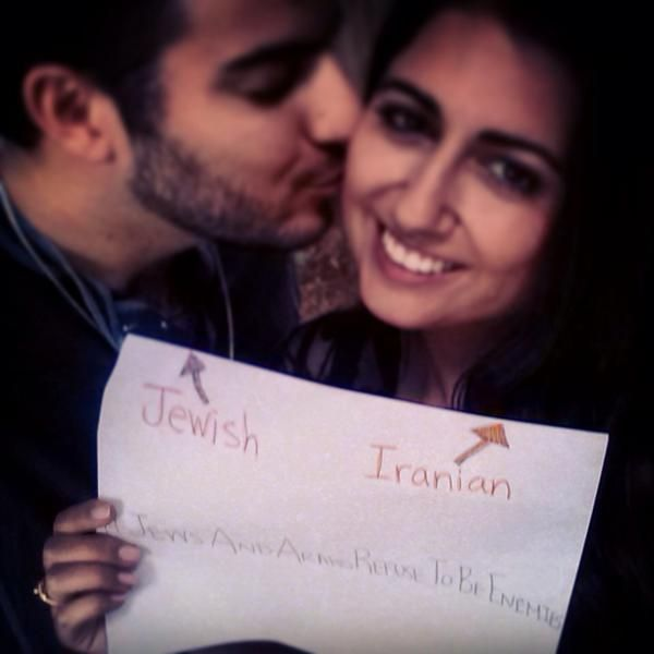 Jewish arab love dating
