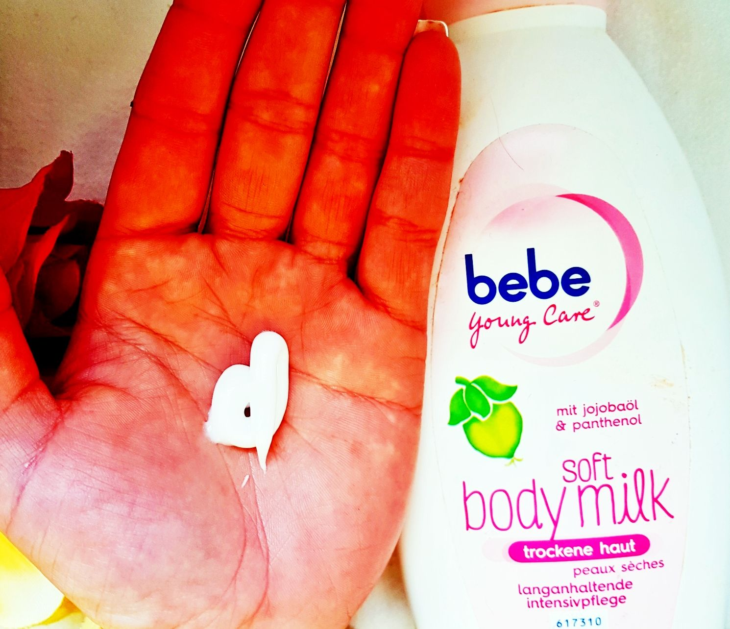 Bebe Young Care Soft Body Milk für trockene Haut