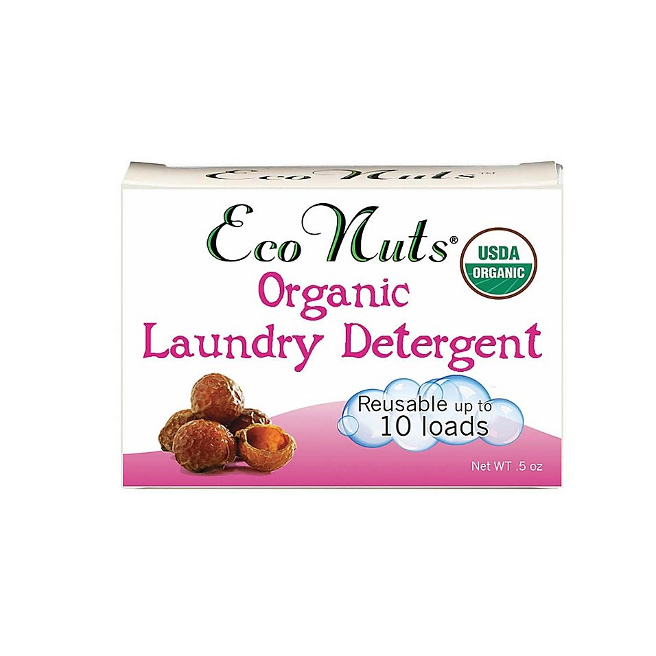 Eco Nuts 0 5 Oz Travel Size 10 Loads Soap Nuts Organic Laundry