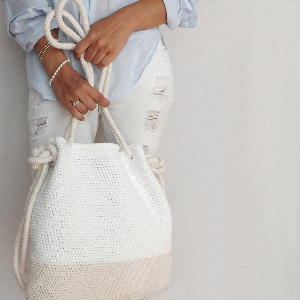 Lakeside Loops - Modern Crochet Patterns   Crochet & Knitting BAGS ...