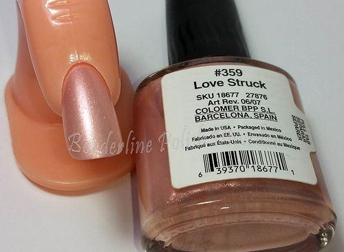 Creative Nail Design Cnd 359 Love Struck Creative Nail Designs And