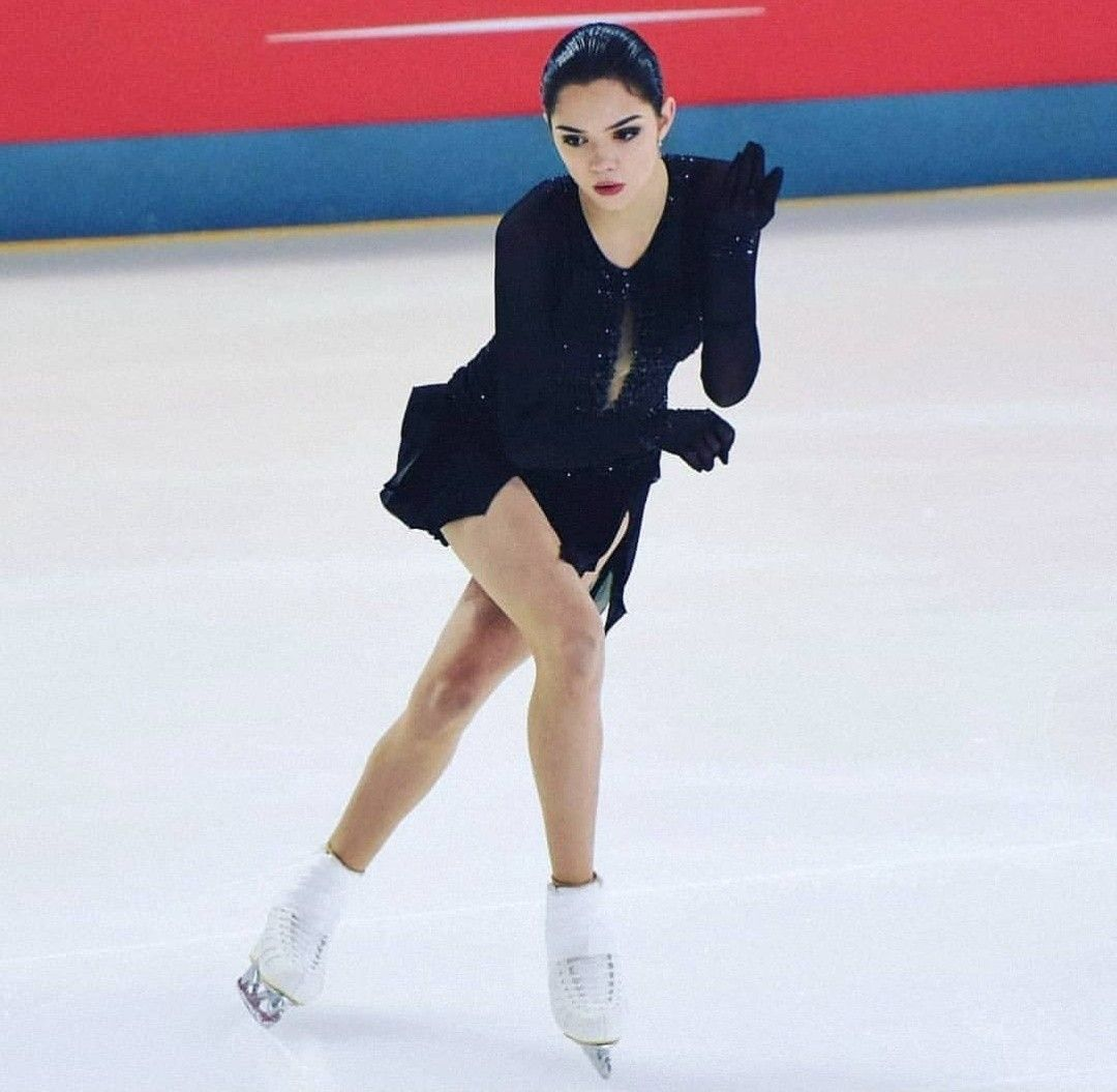 2019 Evgenia Medvedeva