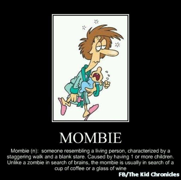 Mombie lol