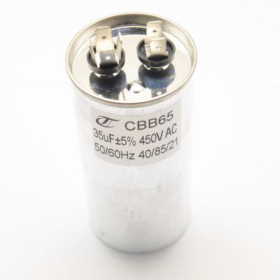 Cbb65 Air Conditioning Compressor Start Capacitor 35uf 450v Capacitor Capacitance Cbb65a1 Promise Affiliate Cool Things To Buy Capacitor Compressor
