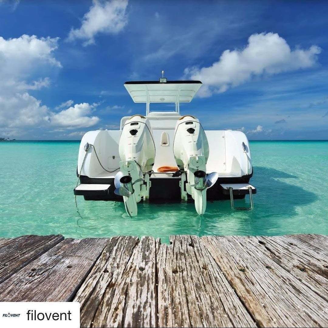 #Repost @filovent   Sail away on the crystal clear waters and enjoy some well deserved relaxation!  #havefun #tourism #instatraveling #bluewater #locationbateau #ShareMySea #ShareMySea