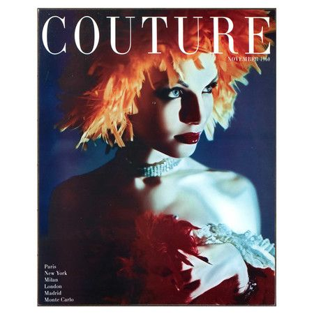 Couture November 1960 Framed Giclee Print at Joss and Main | Avant ...