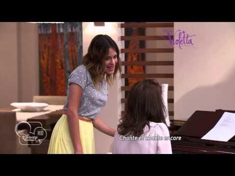 Violetta saison 2 veni canta pisode 14 exclusivit disney channel violleta disney - Musique violetta saison 2 ...