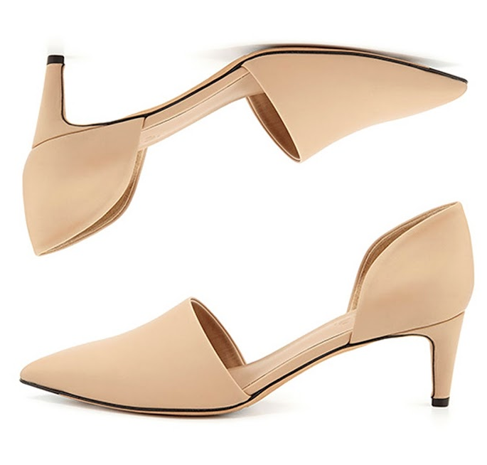 The hunt for the everyday heel is a never ending story, we might have found a pair we really like though. See more on The Wall of www.elin-kling.com