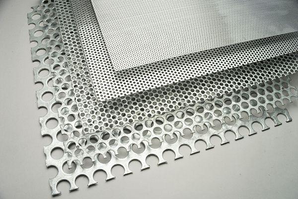 Perforated Metal By Graham Group Perforated Metal Aluminum Sheet Metal Metal Mesh Screen