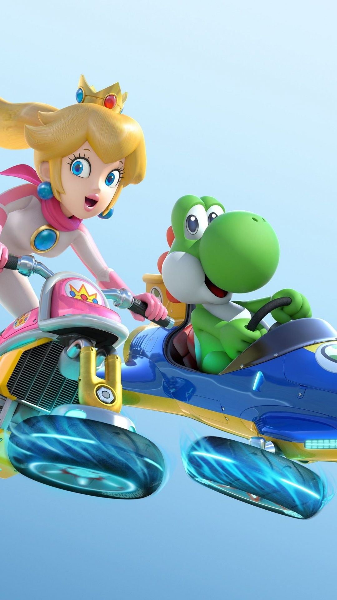 Mario Kart 8 iPhone 6 Plus Wallpaper 16097 Games iPhone