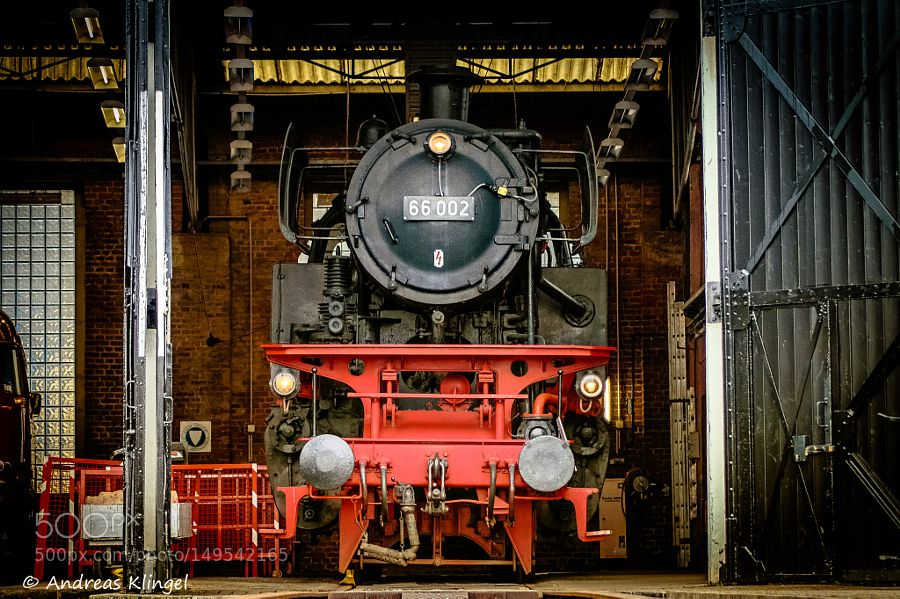 Lokomotive by AndreasKlingel