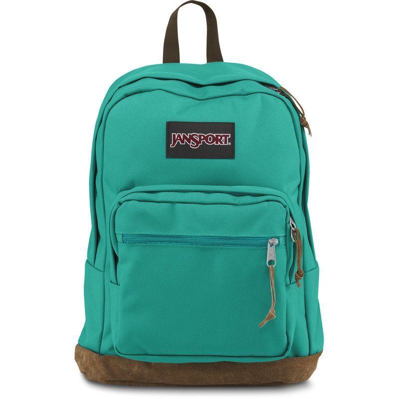 Jansport Right Pack Backpack | Spanish Teal | Spanish, Jansport ...