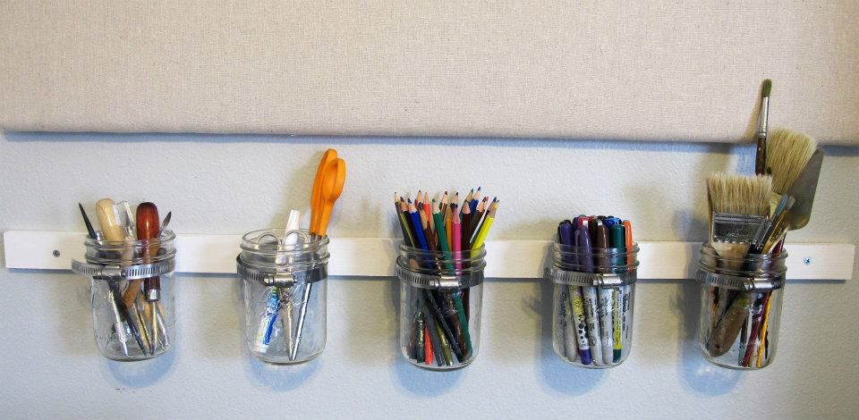 Wall Mounted Office Storage Cool Desk Accessories That Bring Fun Into The