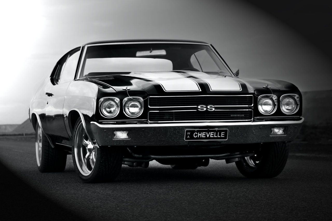 Chevelle, my true love for cars starts and ends with you!\