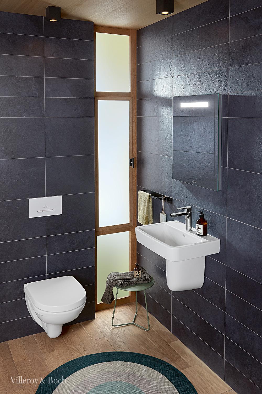 Pin Auf Kleines Badezimmer Villeroy Boch