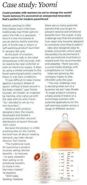 The Marketer - March 2011
