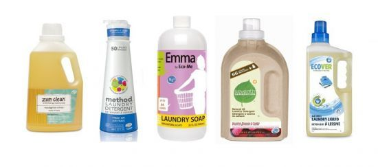 Organic Authority S Favorites 5 Best Natural Laundry Detergents