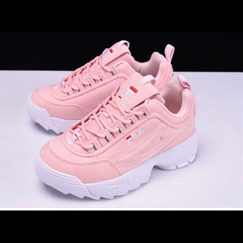 Fila Shoes Radforstyrrende kirsebærrosaFarge: rosaStørrelse Radforstyrrende kirsebærrosaFarge: rosa Size